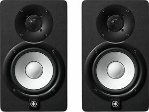 Yamaha HS5 Aktives 2-Wege Nahfeld Studio Monitor Set schwarz, NEU, Paarpreis