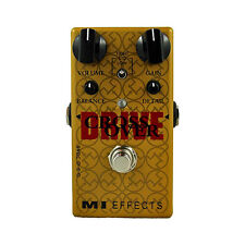 Brand New M.I. Cross Over Drive V2 -newest Cross Overdrive MI pedals IN STOCK!!