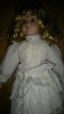 """The Spirit Of Tanya 18""""in. - Haunted Porcelain Doll"""