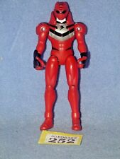 Power Rangers  Jungle Fury Red Tiger Ranger (252)
