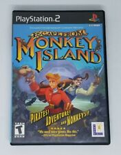 Escape From Monkey Island (PlayStation 2, 2001) PS2 Video Game