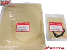 HONDA MSX125 Grom Oil Filter Spinner + Clutch Cover Gasket 2013-2020 OEM