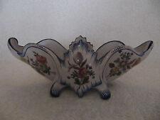jardinière de table faïence de charolles (molin) artistique charolles flower box