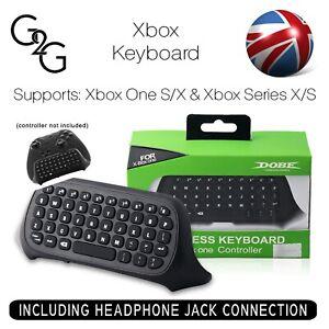 Xbox One S/X Series X/S 2.4G Mini Wireless Chatpad Message Text Keyboard Xbox UK