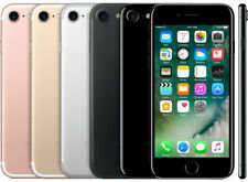 Apple iPhone 7 Smartphone 32GB 128GB Unlocked, AT&T, Sprint, 4G LTE WiFi iOS