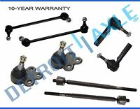 New 8pc Complete Front Suspension Kit for Chevrolet Equinox Torrent Saturn Vue