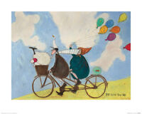Sam Toft (Be Who You Be)  Art Print PPR43669 size 40 X 50cm