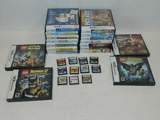 Nintendo Ds Games Complete Carts Fun You Pick & Choose Video Games Lot Updated