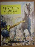 A. CHISLERI ATLANTINO STORICO EVO ANTICO (m10)