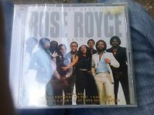 Rose Royce - The Very Best Of Rose Royce Live (CD 1996) new and sealed