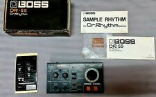 Vintage Boss Roland DR55 Analog Drum Machine