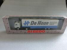 1:87 Herpa MB Koffersattelzug De Haan kombinatie transport holland (RC2/1)