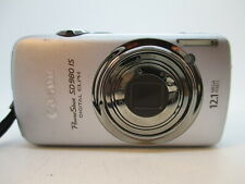 Canon PowerShot SD980IS 12.1MP Digital Camera with 5x Ultra Wide Angle Optical