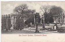 The French Gardens, Chatsworth House, EDENSOR, Derbyshire