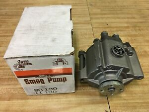 Smog Pump 11-130 (32-130) fits 66 AMC 3.3L 3.8L,66-67GM 3.2 3.8 4.1 4.8 5.4 7.0L
