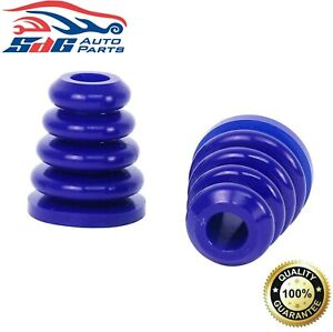 Pair Rear Bump Stop Bush Kit for Ford Territory SX SY SZ AWD RWD 2002-on
