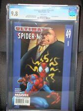 Marvel Ultimate Spider-Man #49 CGC 9.8
