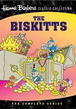 The Biskitts: The Complete Series dvd HANNA BARBERA