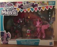 My Little Pony The Movie Friendship Festival Foes Pack Twilight Sparkle Spike