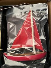 Sunset Sailor Mobile, Nautical Sailboats, Beach, Lake, Cottage, Down East,