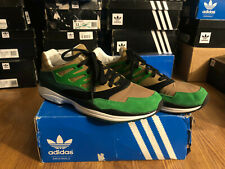 adidas Torsion Allegra Shoes 12 Tan Forest Green White G96661