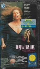 DOPPIA IDENTITA' - VHS (NUOVA SIGILLATA)