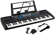 Digital Tragbares Keyboard mit 54 Tasten und  Notenständer 10 Songs 8238