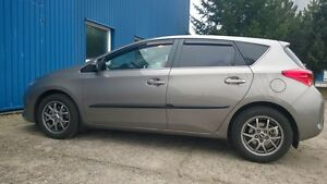 Toyota Auris II   Side Protection Mouldings / Door Protector / Rubbing Strips