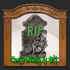 GRAVEYARD TOMBSTONE RIP SKELETON Halloween Decor New