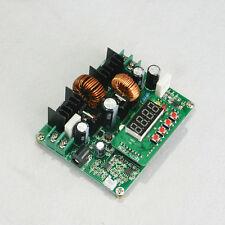 DC 36V 6A  CC CV Automatic  step up & step down power supply module led driver