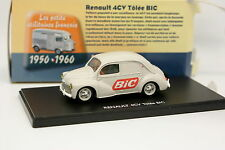 Eligor Stampa 1/43 - Renault 4CV BIC