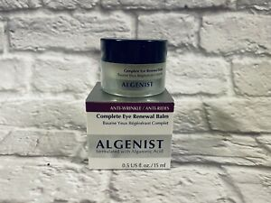 ALGENIST Complete Eye Renewal Balm - 0.5 oz/ 15 mL - New In Box