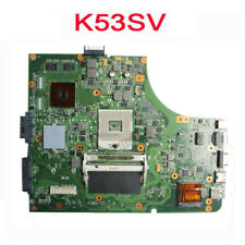 For ASUS K53SV K53SC K53SJ A53SJ X53S X53SC Motherboard PGA989 512MB Mainboard
