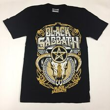 Black Sabbath The Roxx Power 90 Plus Mens M Band Tee Shirt Cattle Skull Devils