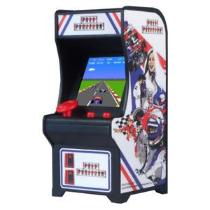 World's Smallest Tiny Arcade * POLE POSITION * Mini Retro Video Game Machine