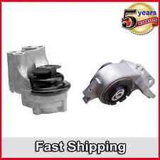 Engine Motor & Trans Mount Set 2PCS 5571 5653 For Ford Fusion Lincoln MKZ 3.5L