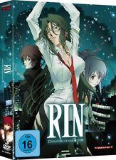 RIN - Daughters of Mnemosyne - Gesamtausgabe - DVD - NEU