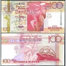 SEYCHELLES 100 Rupees 1998 UNC P 39