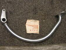 Bridgestone brake pedal rear lever control crome NOS OEM AHRMA 3810-5610