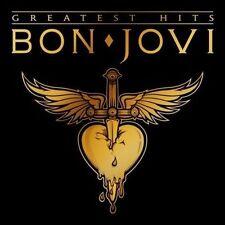 Bon Jovi Greatest Hits Compilation Music CDs & DVDs