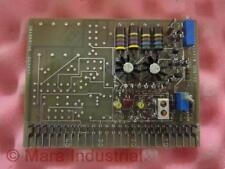 General Electric IC3600A0AA1B Amplifier Card - Used