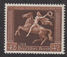 Germany MNH Michel 671 Scott B119 Braune Band H gum  B