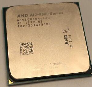 AMD A12-9800 3.8GHz 4-Core CPU Processor (AD9800AUM44AB)   MV3287