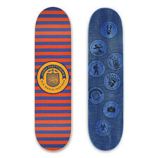"Habitat Skateboard - 8.25"" Josh Mathew Classic Stripes - FREE POST"
