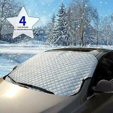 Car Windshield Snow Cover & Sun Shade Protector CHOOSE Sedan Car or SUV + Bag