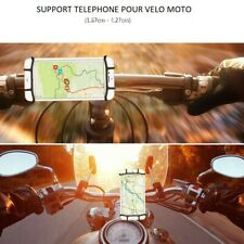 Support Téléphone Vélo en silicone, Support Universel Fixation Guidon