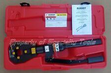 Burndy Y81Kftli Hydraulic manual operated dieless crimper crimping tool New