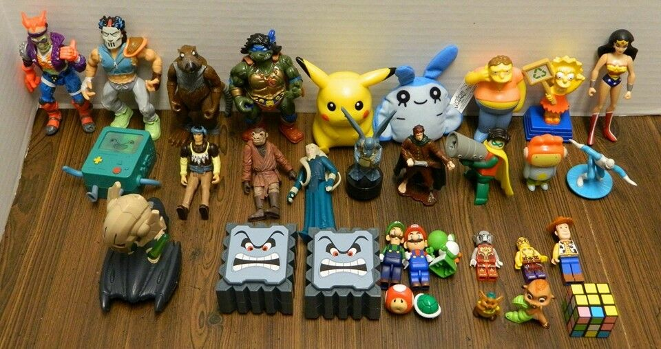 Picker John's Toys and Games