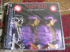 "TOMMY BOLIN ""Whips and Roses"" Rare Rus. CD+OBI a must for Deep Purple collectors"