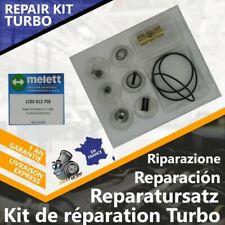 Repair Kit Turbo réparation Peugeot 607 2.2 HDi FAP 170 DW102BTED4 778088 SGT1
